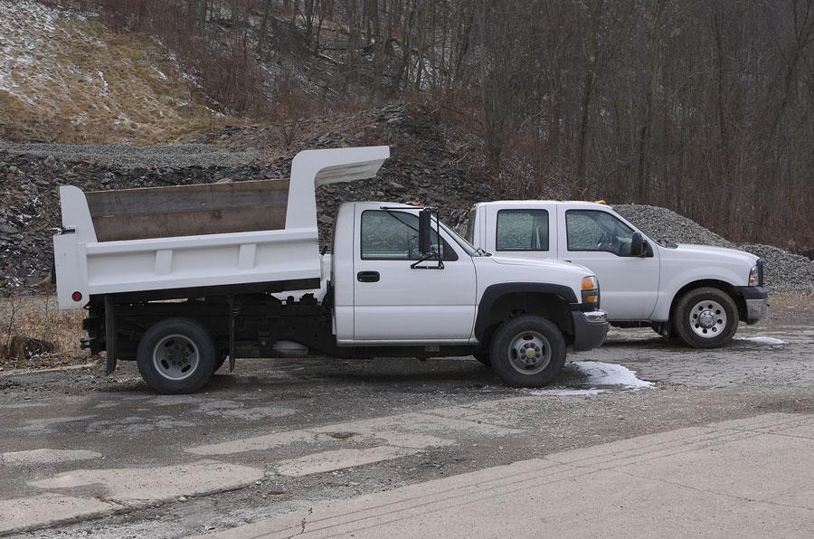 3/4 Ton & 1 Ton Trucks