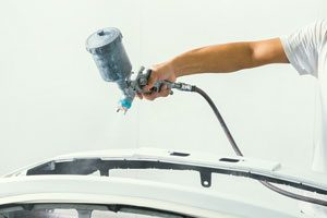 paint and body repairs